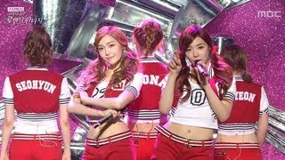 Girls' Generation - Gee, 소녀시대 - 지, Romantic Fantasy 20130101