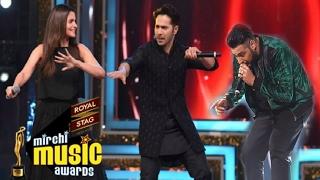 Mirchi Music Awards 2017 Full Show - Arijit Singh, Badshah, Sonu Nigam, Alia Bhatt - Red Carpet HD