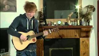 Ed Sheeran Wake Me Up Live On Ustream