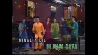Keindahan Aidilfitri-Artis FMC(Nana,Syura,Elyana,Spin,Budak Kacamata,Grand)