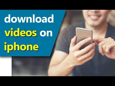 How to Download ANY Videos on iPhone/iPad from Internet? (UPDATED 2018)