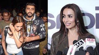 Malaika Arora Finally Talks About MARRIAGE With Boyfriend Arjun Kapoor
