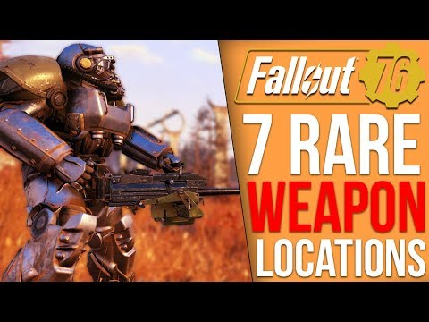 Xxx Mp4 Fallout 76 7 Rare Weapon Spawn Locations 3gp Sex