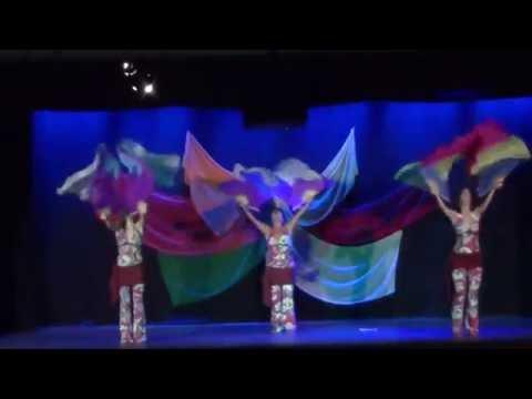 Alumnas de Aysel Oriental - Elements (Lindsey Stirling)