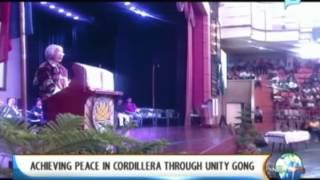 NewsLife: Achieving peace in Cordillera through 'Unity Gong'