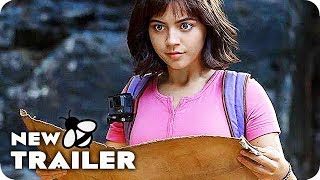 DORA AND THE LOST CITY OF GOLD First Look Clip & Trailer (2019) Live Action Movie