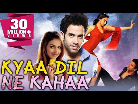 Xxx Mp4 Kyaa Dil Ne Kahaa 2002 Full Hindi Movie Tusshar Kapoor Esha Deol Rajesh Khanna Raj Babbar 3gp Sex