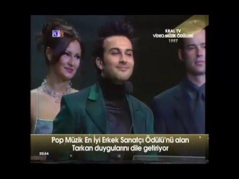 TARKAN Kral TV Video Müzik Ödülleri 1997