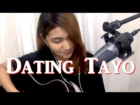Dating Tayo - TJ Monterde (cover) - Rie Aliasas