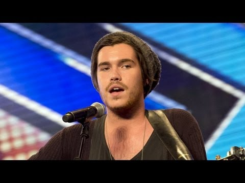 Hot hunks' auditions - The X Factor UK 2012