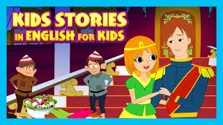 Kids Stories (English) - The Little Mermaid, The Jungle Book And The Jack & The Beanstalk