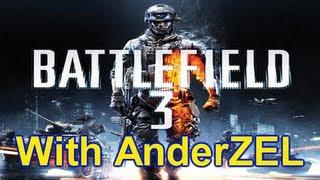 Battlefield 3 Online Gameplay - KH2002 Metro Rush Kicking Some Ass!