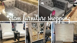 FURNITURE SHOPPING!