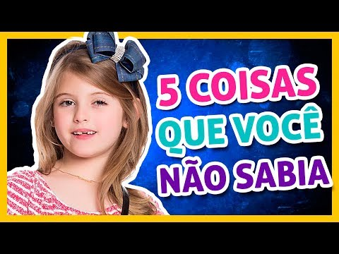 5 coisas que você não sabia sobre a Lorena Queiroz de Carinha Anjo | DAYANE SOUZA