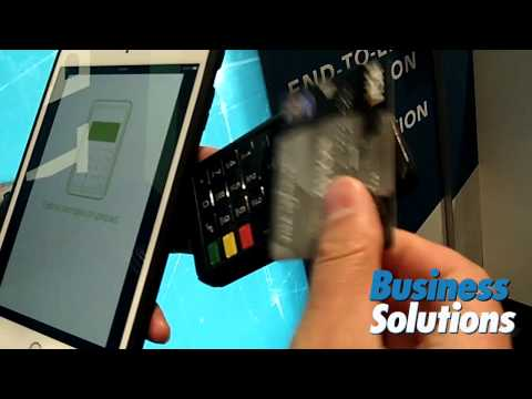 Moneris Demonstrates PAYD Application At RetailNOW 2015