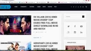 Latest Direct Link Hollywood,Bollywood Movies and Video Songs Free Full Direct Download
