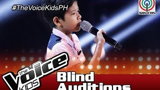 """The Voice Kids Philippines 2016 Blind Auditions: """"The Search Is Over"""" by Justin"""