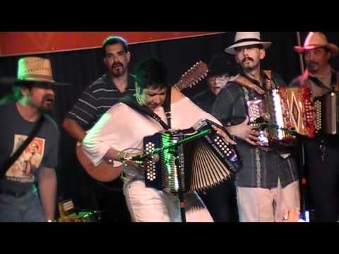 2011 Tejano Conjunto Festival Day 2 Accordion Conjunto Jam