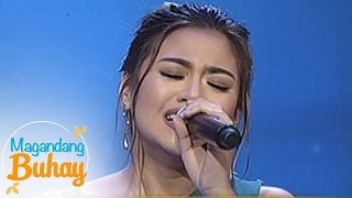 Magandang Buhay: Morissette Amon sings