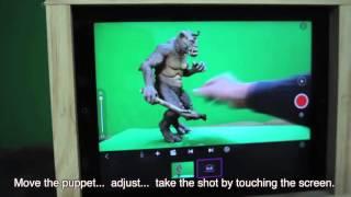 Stop Motion Studio on iPad