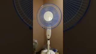 digital solar Delhi 12 volt BLDC pedestal  fan in Hindi