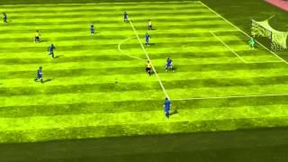 FIFA 14 iPhone/iPad - FC GahsA vs. Panathinaikos