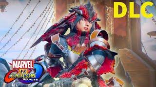 Marvel vs Capcom Infinite DLC Showcase #2-Monster Hunter