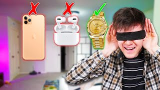 Guess The Item SOUND & I'll Buy It Challenge!