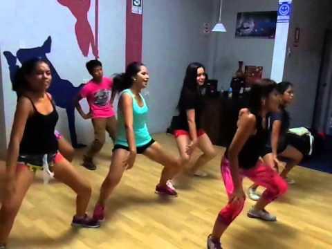 Casa Sola Coreografía Xpressions Dance Studio