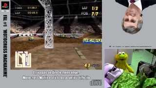 RSGS #43 : Motocross Mania & Power Serve [PS1] + QVGM? [PS2]