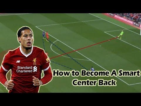 How to Become a Smart Center Back? ft. Virgil van Dijk