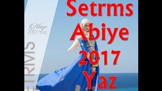 Setrms Abiye Modelleri 2017 İlkbahar Yaz Koleksiyonu Katalog Çekimleri