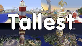 Stampy's Top 10 Tallest Buildings