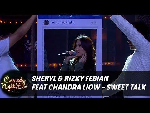 Sheryl & Rizky Febian Feat Chandra Liow - Sweet Talk