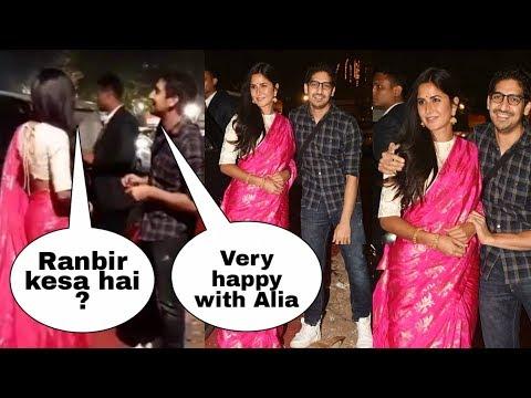 Xxx Mp4 Katrina Kaif Meets Ex Ranbir Kapoor S Bff Ayan And Asks Him About Ranbir And Alia 😣 3gp Sex