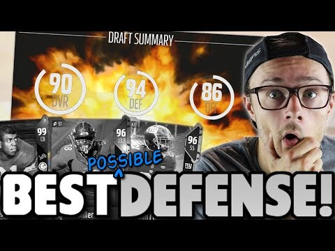 Xxx Mp4 THIS IS THE BEST DEFENSE EVER DRAFTED Madden 18 Road To Elite 3gp Sex