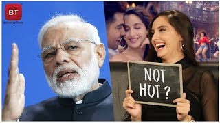 Bollywood Actor Nora Fatehi Opens Up On PM Narendra Modi