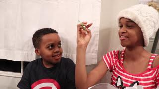 Bad Baby Shiloh FALLS IN TOILET! - Bad Baby Shasha Onyx Kids