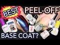 Download Video Best Peel-Off Base Coat - 32 TESTS DONE!!!! 3GP MP4 FLV