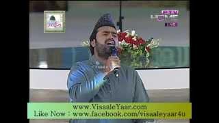 URDU NAAT( Mera Peyambar Azem Tar Hai)SYED ZABEEB MASOOD AT PTV.BY Visaal