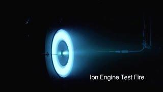 NASA Jet Propulsion Laboratory - Ion Propulsion Advance Technology To Power Spacecrafts [720p]