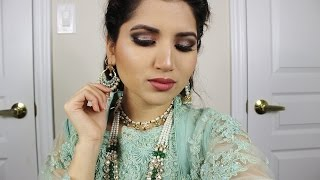 Makeup Tutorial | Indian Makeup Look using Gorgeous Cosmetics | Fictionally Flawless