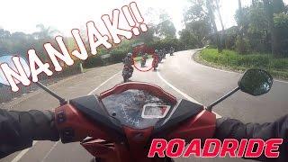VLOG  #4 Riding Review Honda GTR 150