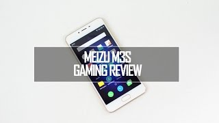 Meizu M3S Gaming Review (with Heating Test)