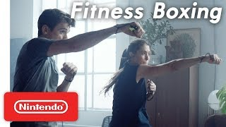 Fitness Boxing on Nintendo Switch - Get Moving Anytime, Anywhere