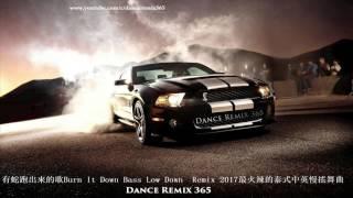 DANCE REMIX 365 - 中文慢搖 vol 250 有蛇跑出來的歌Burn It Down Bass Low Down  Remix 2017最火辣的泰式中英慢搖舞曲