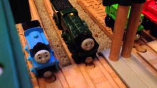 Tidmouth in a Tizzy (Thomas Wooden Railway Stories #28)