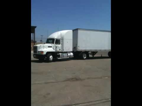 California Truck Driving Academy Alley Dock