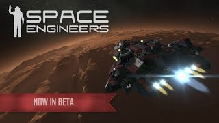 Let´s Play Space Engineers The Moon Saga Episode 1 Staffel 1