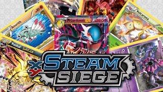 Pokémon TCG: XY—Steam Siege Showcase